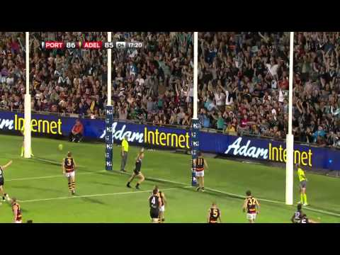 Chad Wingard - Top 5 Goals