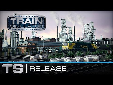 Train Simulator: South Wales Coastal: Bristol - Swansea