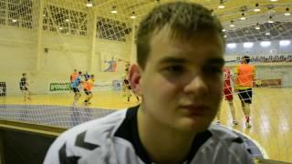 Сергеев о молодёжной сборной России