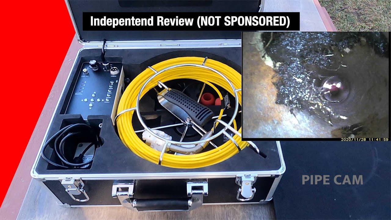 Download Anysun Sewage Pipe Camera Review
