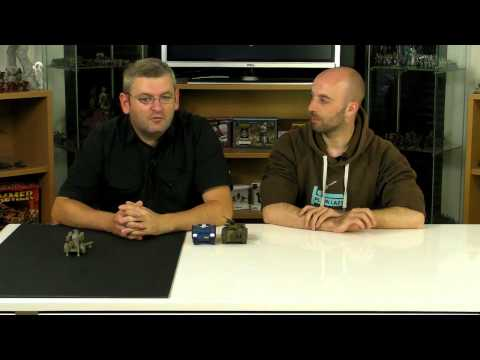 Anti-Aircraft Quad Cannon From Ramshackle Games (Ramshackle Unboxing)