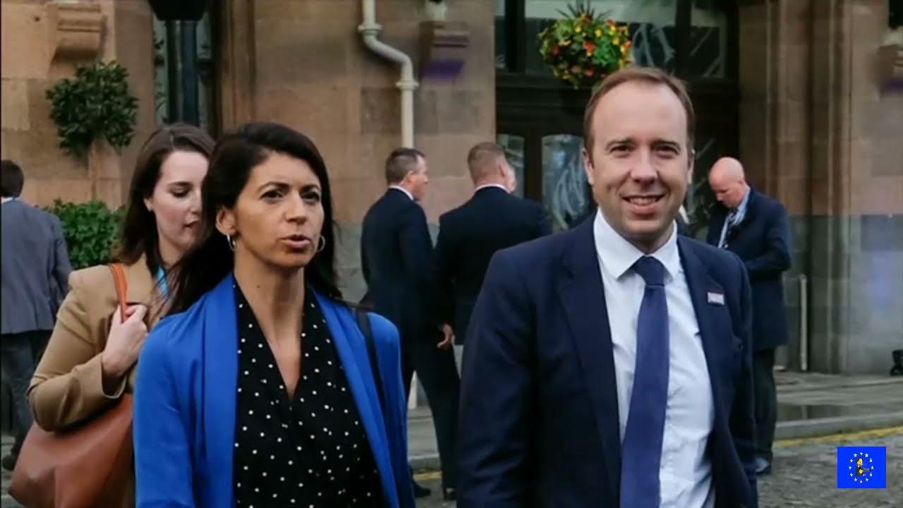 Caught on Camera: lies and loathing over Matt Hancock's resignation