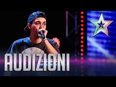 Amir, anche il cuore fa beatbox | Italia's Got Talent 2015