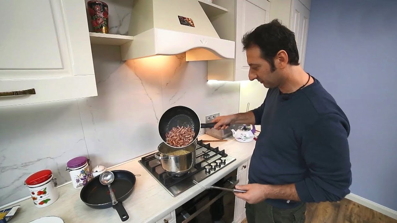 Переехал из Италии в Беларусь: рецепт счастья и пасты карбонара от итальянского шеф-повара