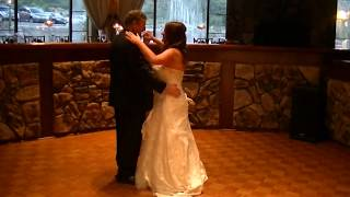 Fun Father Bride Dance!  My Girl by The Temptations - Choreography by @lisa__prentice
