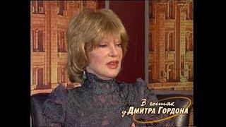 Гурченко: Ни с одним режиссером романа у меня не было, а вот пара-тройка артистов была