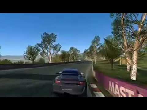 Real Racing 3 - Bathurst (Porsche 911 GT3 RS)