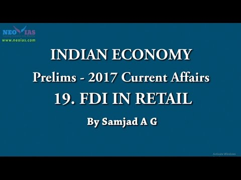 fdi in india introduction A snapshot of the manufacturing sector in india incl market introduction manufacturing has cumulative foreign direct investment (fdi) in india's.