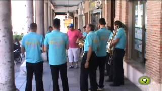 Charangana 2015 - IX Concentración Charangas Medina del Campo