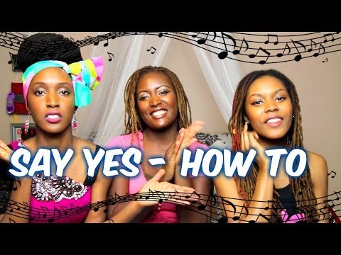 Say Yes-How To (Michelle Williams) Feat Beyonce' & Kelly