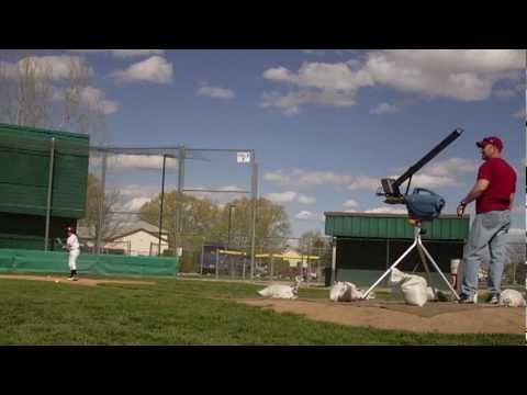 batting practice pitching machine