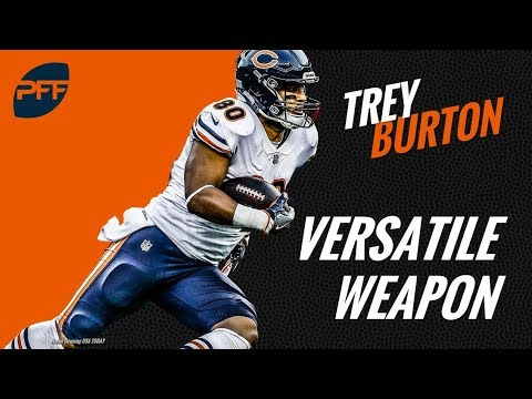 Trey Burton: Versatile weapon | PFF
