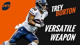 Trey Burton: Versatile weapon | PFF