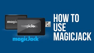"""Cheaper Solutions to """"Landlines"""" - MagicJack"""