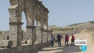 Au Maroc, la seconde vie de la cité romaine de Volubilis