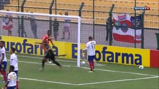 Gols América-MG 2 x 2 Bahia - (3 x 2 pên) - Copa São Paulo Jr. 2016