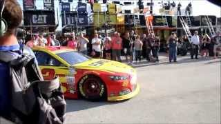 Nascar Homestead 2014 - Qualification Nationwide - Essais Sprint Cup