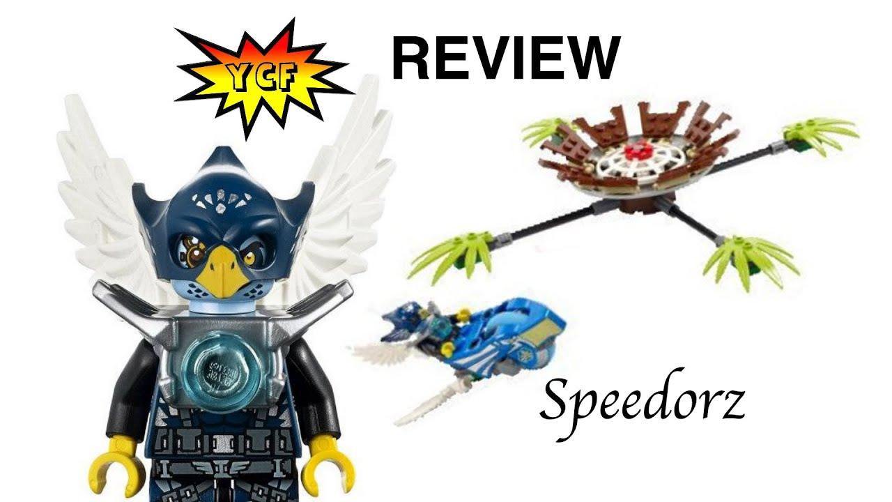 Lego Legends of Chima Speedorz Eglor Nest Dive 70105