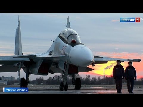 SKY CLEANER: 100 SU-30SM Supermaneuverable Fighter Aircrafts Guard Russian Sky