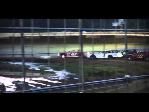 6.27.15---Peoria Speedway---Street Stock Feature