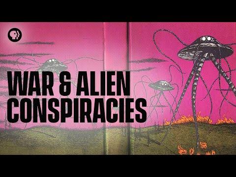 Modern Warfare and Alien Conspiracies