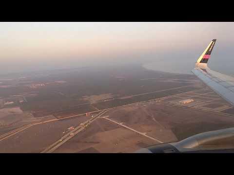 Aproximación y aterrizaje al Puerto de Veracruz | Volaris A320neo