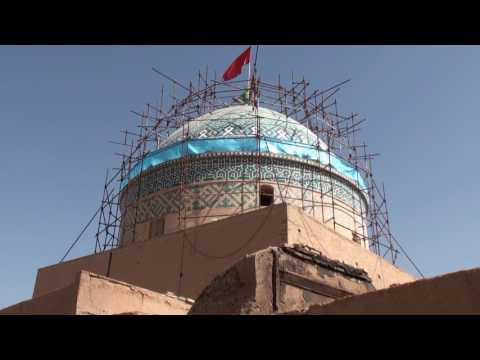Jazd - Ab Anbar - Amir Chakhmaq Complex - Water Museum - House of Larry - Iran