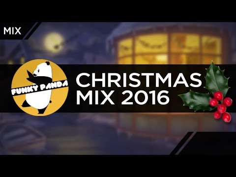 Funky Panda Christmas 2016 Mix || Mix by Glacier