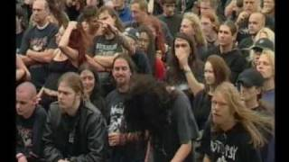 SINNERS BLEED  injected lies live 2004