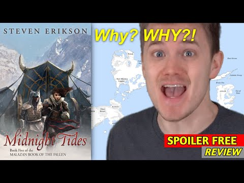 Midnight Tides - SPOILER FREE REVIEW