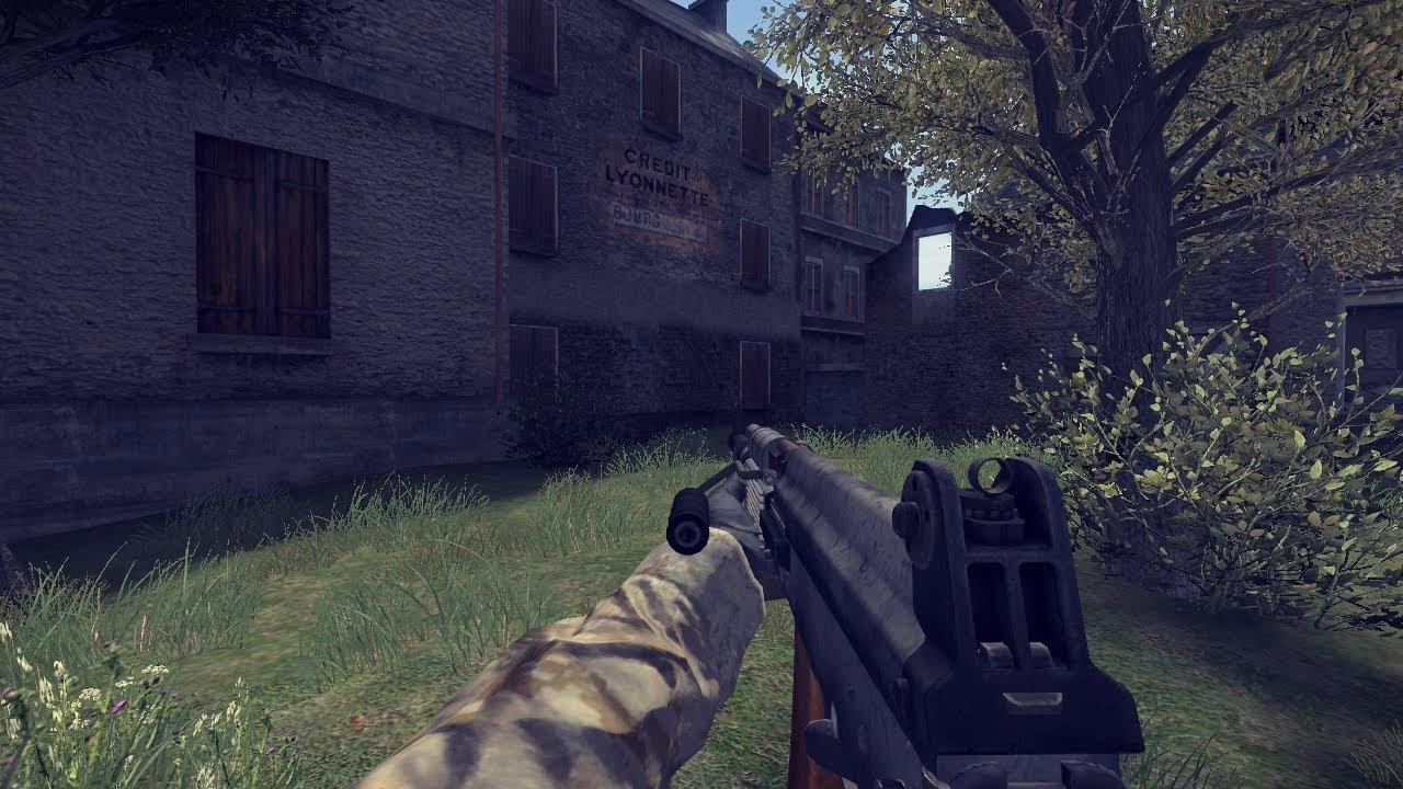 Call of Duty 2: RPK