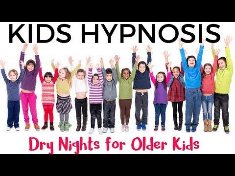 Kids Hypnosis - Dry Nights for Older Kids (bed wetting/enuresis)