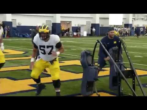 Best Things From Michigan Fall Practice