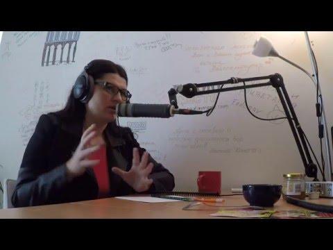 Для тех, кто тараторит. Как изменить темп речи. Постановка голоса. Интервью для радио ВМЕСТЕ (Прага)
