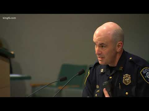 Seattle Police plans summer courthouse emphasis