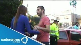La Lady de la Álvaro Obregón agrede a policías