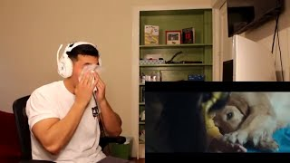 Marshmello ft. Bastille - Happier (Official Music Video) - REACTION!!