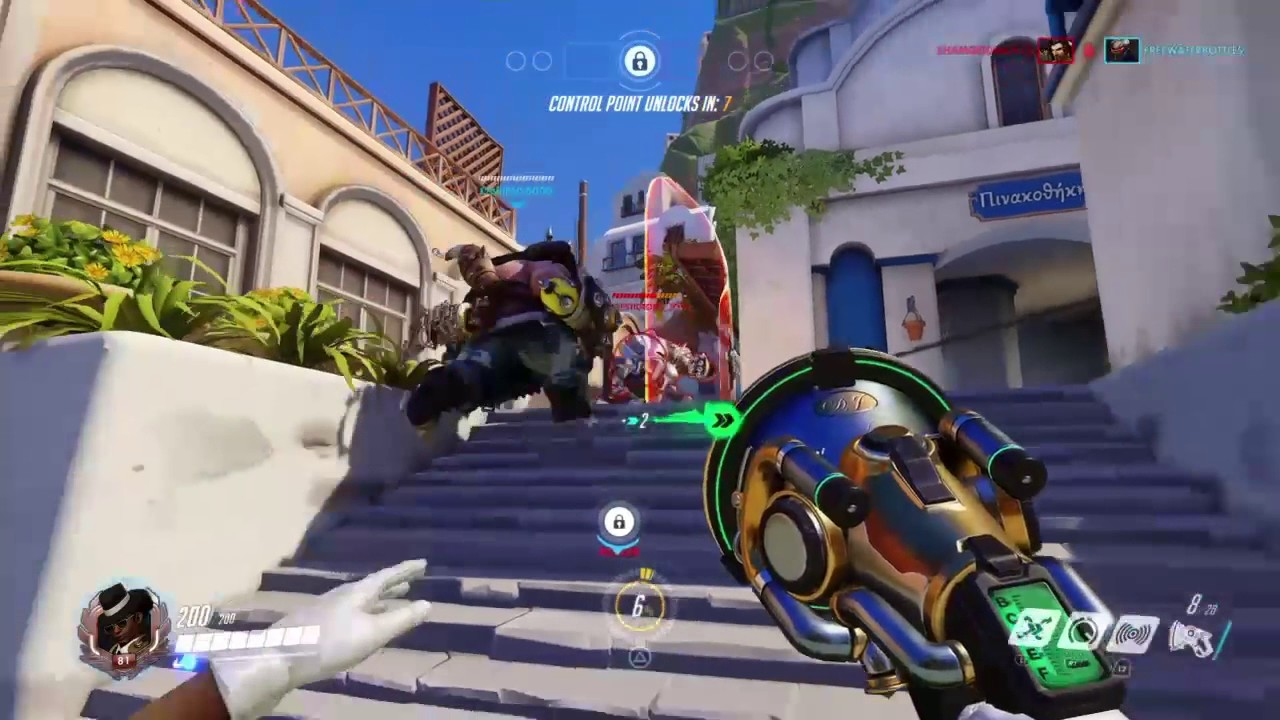how to get lucios pixel spray