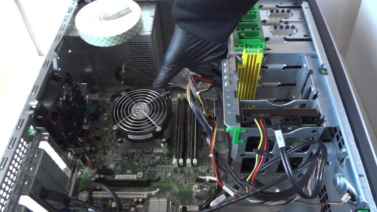 HP Elite 8200 Gaming Upgrade Video Card SSD Drive RAM