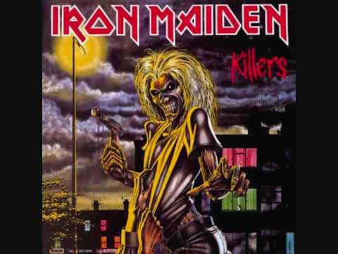 Killers - Iron Maiden - Killers  (lyrics)
