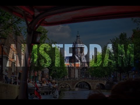 Amsterdam, Netherlands Weekend - Travel Video