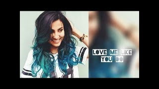 """Official 2015 vidya vox mashup cover of """"love me like you do"""" by ellie goulding & """"hosanna"""" hillsong united. 