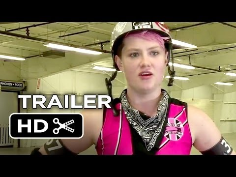 Derby Crazy Love Official Trailer (2014) - Roller Derby Documentary Movie HD