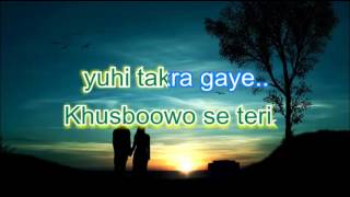 Hamari adhuri kahani karaoke song