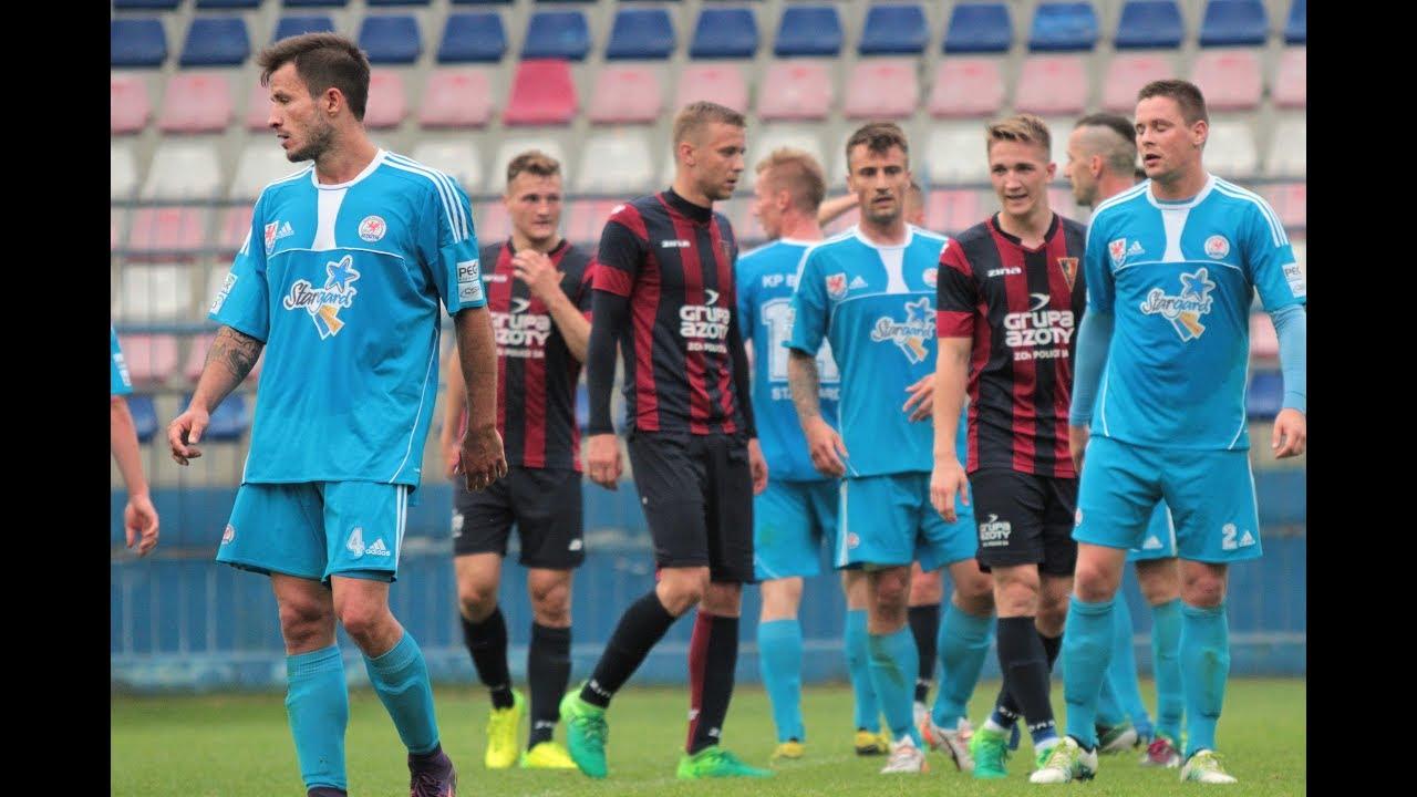 Wronki 2017 – Dzień 5. – Pogoń Szczecin – Błękitni Stargard 0:0