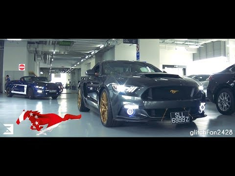 #OfficialSECS Presents - Mustang Owners Club Singapore