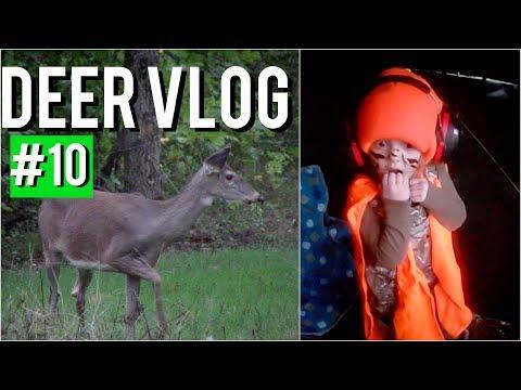 Deer SCREAMS At Hunter – (Gone Wrong) DEER VLOG  S8  #10