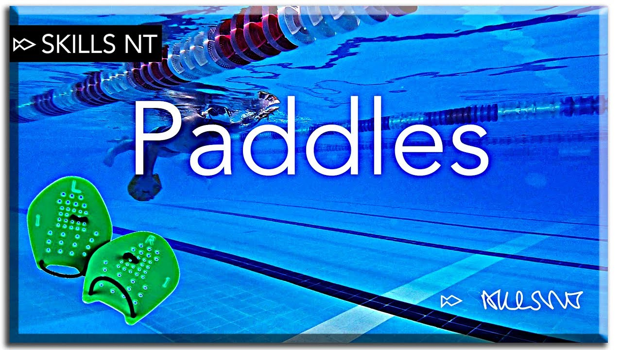3a9775a3a04b0 How to use paddles? your guideline on swimming faster with paddles