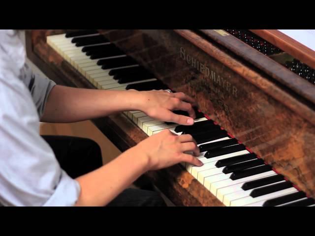 Bear Mccreary Passacaglia Solo Piano Youtube
