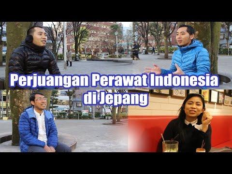 Perjuangan Perawat Indonesia di Jepang (EPA 1)
